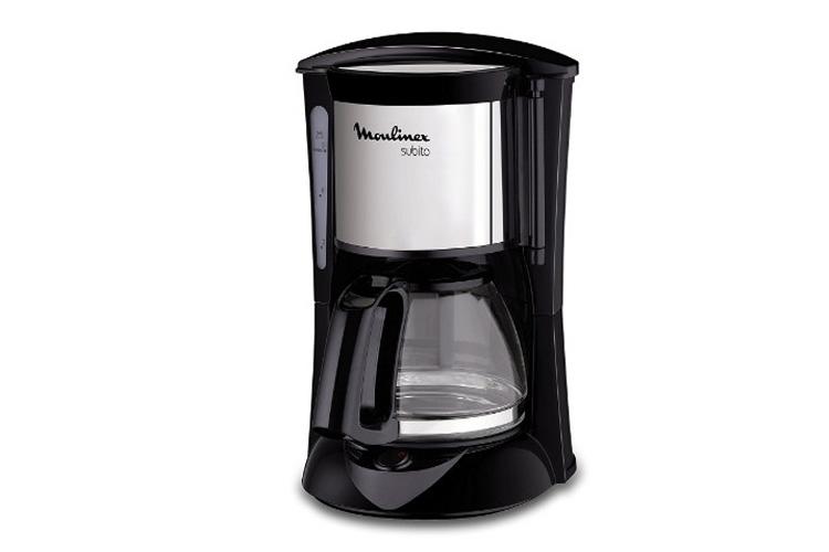 Moulinex FG150813 Subito : dépensez peu pour l'achat une bonne cafetière à filtre