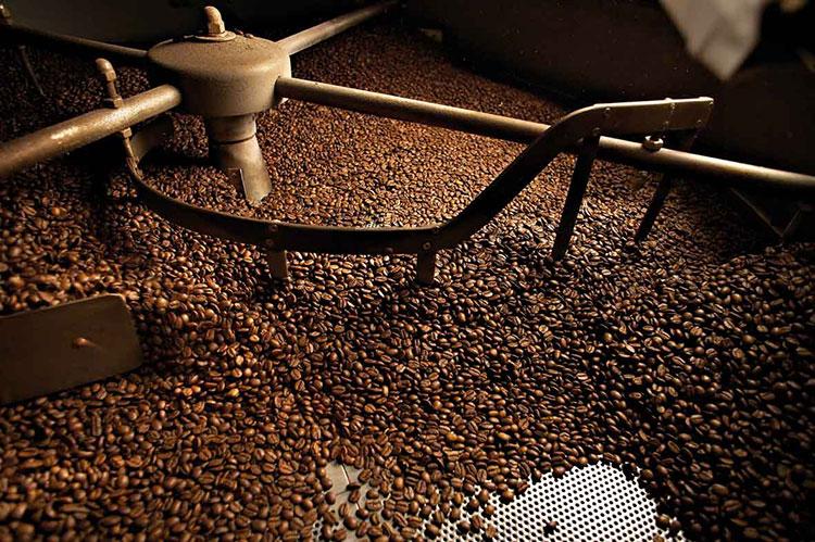 La torréfaction du café