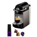 Krups - YY1201FD - Nespresso Pixie Cafetière à dosettes