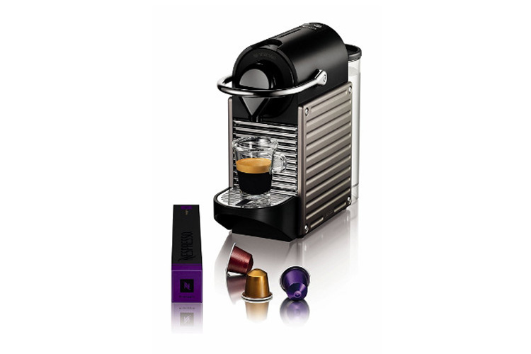 Krups - YY1201FD - Nespresso Pixie avis