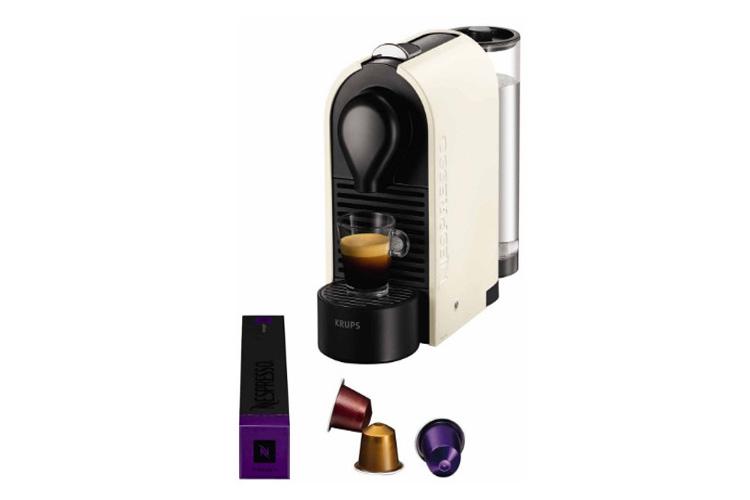 Krups YY1301 Nespresso « U » Cafetière à dosettes