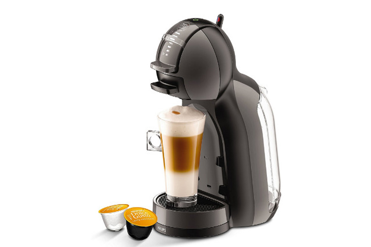 Krups YY1500FD Nescafé Dolce Gusto Mini Me test