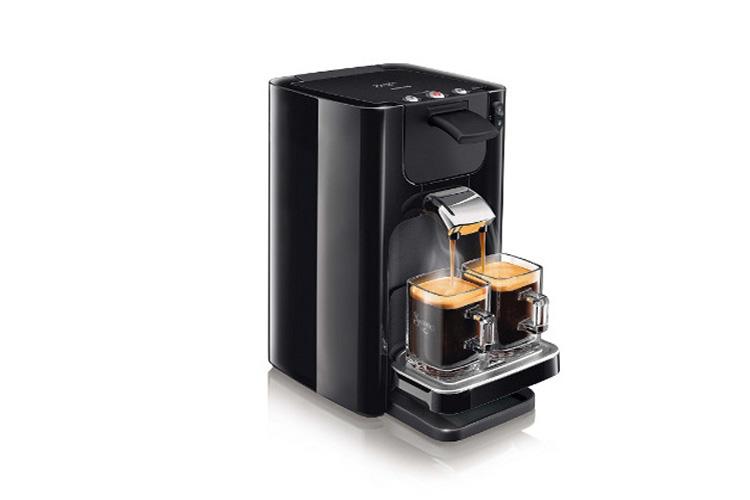 Philips HD7866/61 SENSEO Quadrante Cafetière à dosettes