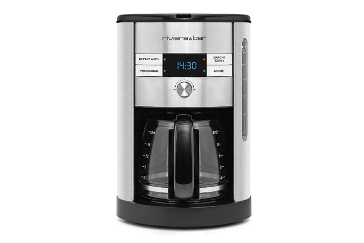 Riviera & Bar CF540A : détails complets d'une cafetière à filtre de haute qualité