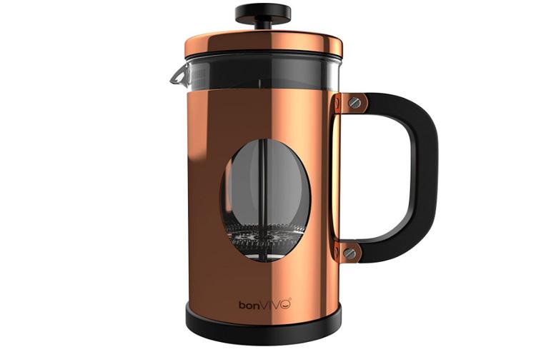 BonVIVO GAZETARO I : cette belle cafetière à piston vaut-elle son prix?