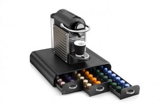CEP Take a Break range-dosette : un espace de rangement pour vos dosettes et vos capsules