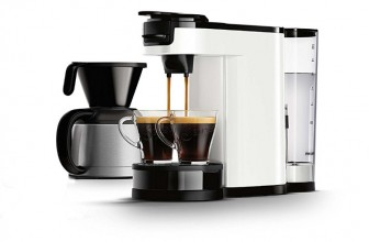 Philips HD7892/01 SENSEO SWITCH : test et avis sur cette machine à café de haute qualité